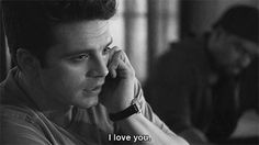 My heart. | Community Post: 37 Reasons To Fall In Love With Sebastian Stan