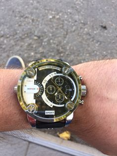 My Watch - Weide WH3301