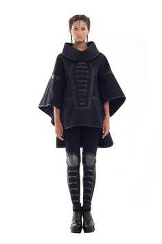 From Gelareh Design's A/W 2015 collection http://www.gelarehdesigns.com/aw-2015/