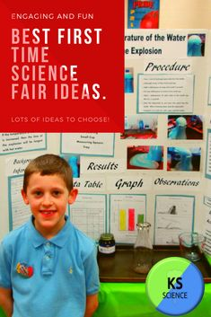 Inspire your kids with these fun and engaging science fair projects. Perfect for elementary and middle school. Science Fair Experiments, Science Fair Projects, Science Lessons, Science For Kids, Kindergarten Science Activities, Science Classroom, Second Grade Science, Food Chemistry, Next Generation Science Standards