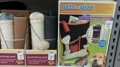 Toys and more to spoil your pet at Tuesday Morning--not just for Pet Month in May, but every month! #tuesdaymorning