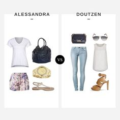 #Alessandra #Ambrioso vs #Doutzen #Kroes #Zalando #Fashion