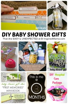Best Baby Shower Gift Ever! | Organizing, Babies and Gift