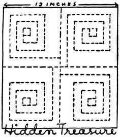 Nancy Page Hand Quilting Designs – Q is for Quilter Quilting Stitch Patterns, Hand Quilting Designs, Quilting Stencils, Quilting Templates, Quilt Stitching, Quilt Block Patterns, Quilting Tips, Quilting Tutorials, Straight Line Quilting