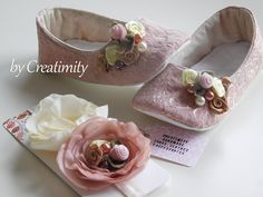 Flower Girl Shoes Toddler Shoes Wedding Shoes Girl Flats Dusty Rose Shoes Christening Shoes Baptism Shoes Soft Sole Shoes Wedding Flats by CreatimityElegance on Etsy