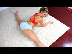 How to do Splits Yoga Strech Workout