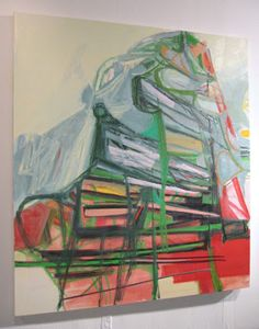 Amy Sillman - I simply love her work