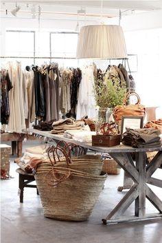 boutique decor by guida