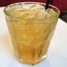 VSOA and Jaggery sweetened lemonade