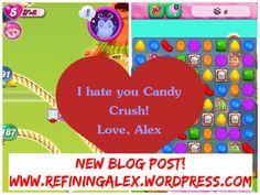 Day 15 blog post! Check it out! www.refiningalex.wordpress.com
