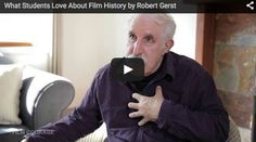 What #Students Love About #Film #History by Prof. Robert Gerst of #Massachusetts College of Art and Design  #massart #filmmaking #cinema