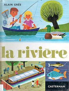 """Alain Grée - """"La Rivière"""" (1966)"""