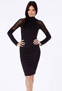 http://www.ebay.com/itm/Womens-Dress-Black-High-Neck-Midi-Dress-with-Mesh-Sexy-Pencil-Dress-M-New-/331450441524?pt=US_CSA_WC_Dresses&hash=item4d2bfc5f34