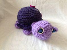 Schildkröte Layla von mit Nadel, Charme & Wolle ❤️ auf DaWanda.com