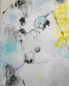 Acrylic on canvas | by Sandrine Merrien