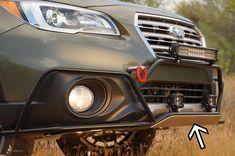 LP Aventure big bumper guard - Outback – LP Aventure (a division of Lachute Performance inc.
