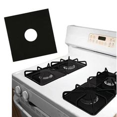 GAS STOVETOP LINERS | Get Organized