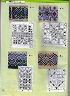Burda 2004 1 E942 Tricot - Isabela - Knitting 2 - Picasa Web Album