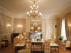 Beau-Rivage Palace, Lausanne: Switzerland Hotels : Condé Nast Traveler