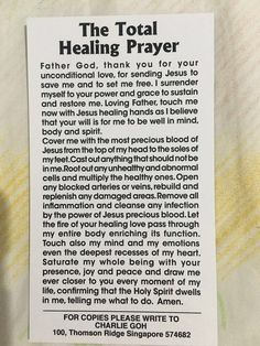Ideas For Quotes About Strength When Sick Prayer For Healing Prayer Scriptures, Prayers For Healing, Prayer Verses, Faith Prayer, God Prayer, Prayer Quotes, Power Of Prayer, Spiritual Quotes, Bible Verses