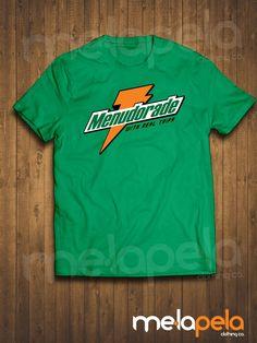 "Menudorade ""Gatorade"" Funny Spanish T-Shirt (Adult Sizes)"