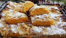 diana's cakes love: Strudel cu dovleac II