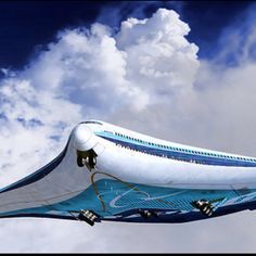 "Even if this is a hoax ( it apparently is) its a very cool photo. ""Boeing 797"""