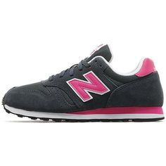 best service 274d8 19880 ... New Balance 373 Grey Pink Trainers   ASOS  10 ...