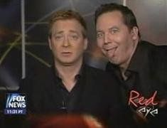 <3 Earlier days of Red Eye - Andy Levy & Greg Gutfeld