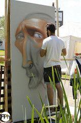 Belin (Frankhuizen Photography) Tags: street art netherlands festival graffiti eindhoven arena step belin 2015 emoves