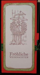 Gartenzwergs kreative Welt: Weihnachtspräsent/ Christmas gift