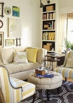 The Best DIY and Decor Place For You: Small Living Room