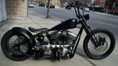 A hot bike