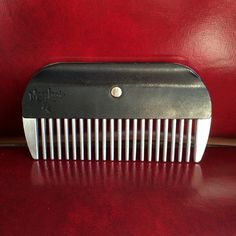 Maestro's Only Metal Beard Comb