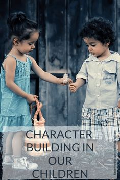 Character Building with a Giveaway & Freebie! | Redeemed Reconciled Restored | Redeemed Reconciled Restored
