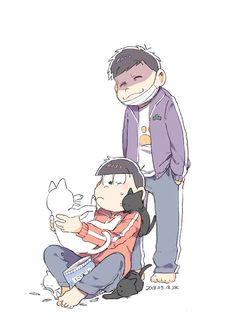 That is the face you don't want to face with Manga Anime, Anime Art, Osomatsu San Doujinshi, Sans Cute, Ichimatsu, Art Reference Poses, Me Me Me Anime, Amazing Art, Cool Art