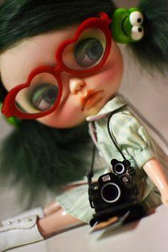 Snap #Blythe #Dolls
