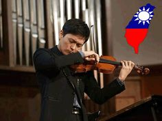 World News-Taiwan's first — violinist wins silver in Tchaikovsky competition
