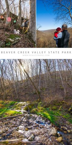 Hike, explore, camp and fish for trout at Beaver Creek Valley state park located in the driftless area of Minnesota | for more MN state parks visit http://PicklesTravel.com