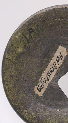 Potters' Market: F. W. Armstrong Black Vase- FW mark FWA mark