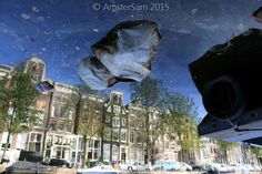 https://flic.kr/p/zNBSKy | ...Wonder | Unedited canal reflection of Amsterdam. Taken with a Canon70D. No editing, no magic software, no Photoshop :)   The canals of Amsterdam have been declared part of the Unesco World Heritage in 2010, and if you have ever been to the best city in the world, you'll know why, it's just such a pleasure to stroll around and admire the many beautiful waterways that are lined by houses that are hundreds of years old, together with the little wobbly streets and…
