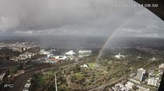 You can't have a rainbow without any rain - May 2017 Melbourne Weather, Niagara Falls, Rainbow, Canning, Nature, Travel, Voyage, Rainbows, Rain Bow