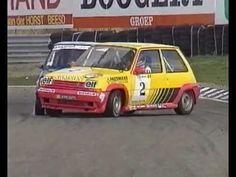 Renault 5 GT Turbo Cup Zandvoort 1990