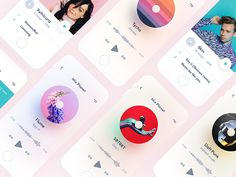 Hi Folks! Apparently every designer has to make music player. I've never done this before. So here it is! My first music player design. You can download sketch file PS. here, enjoy! If yo...