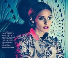 Olivia Palermo for Elle Ukraine