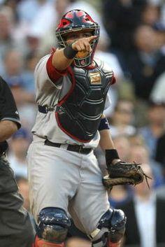 Yadier Molina, best catcher in baseball by far...
