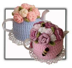 Rose Garden Bouquet Tea Cosy!