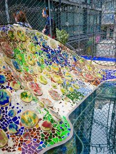 Adriana Kupresak  Exploring Casa Batlló in Barcelona   Antoni Gaudi