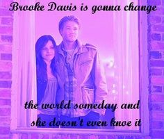brooke+from+one+tree+hill+quotes   Brooke and lucas - One Tree Hill Quotes Photo (1310726) - Fanpop ...