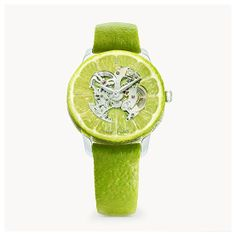 Lime watch